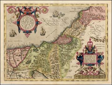 Palestina, 1598