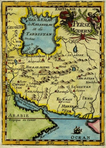 Persia, 1683