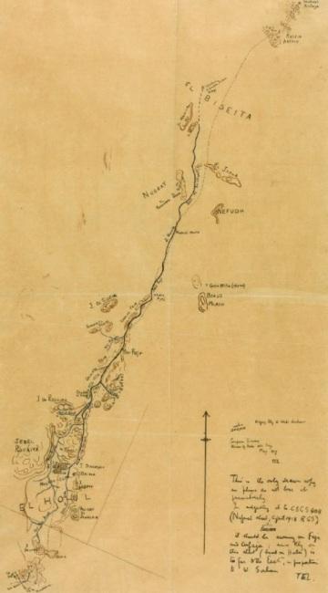 Heyaz Railway T.E. Lawrence